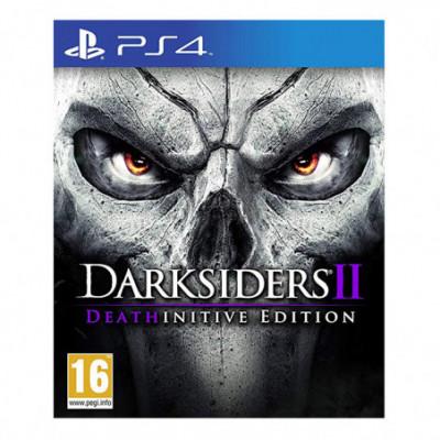 PS4 Darksiders II Deathinitive edition