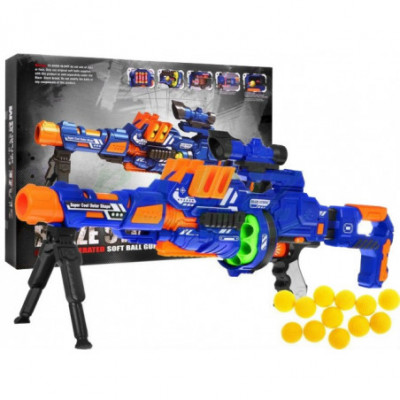 Nerf stiliaus - Blaze Storm kulkosvaidis su kojytėmis