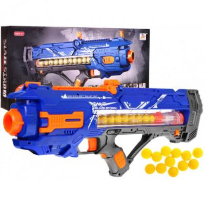 Nerf stiliaus – Blaze Storm kulkosvaidis su 12 kulkų