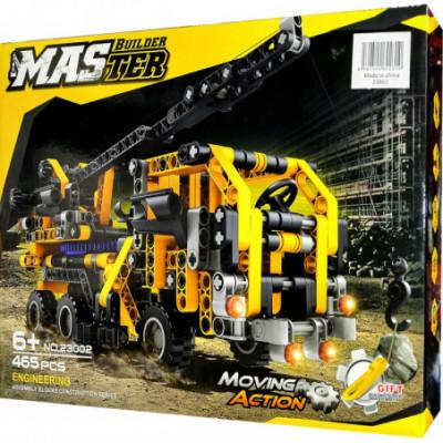 Lego Technic - Mobilus kranas [analogas]