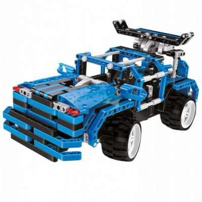 Lego Technic – konstruok automobilį ir valdyk jį Radijo Bangomis!