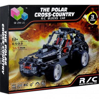 Lego Technic – konstruok Visureigį ir valdyk jį Radijo Bangomis!