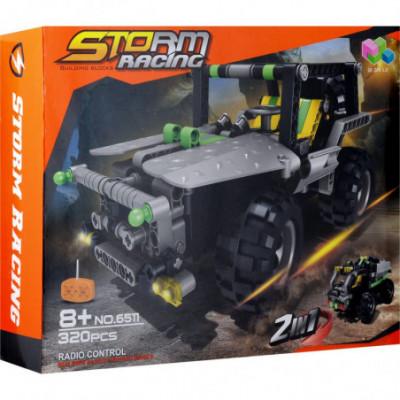 Lego Technic – konstruok Džipą ir valdyk jį Radijo Bangomis!