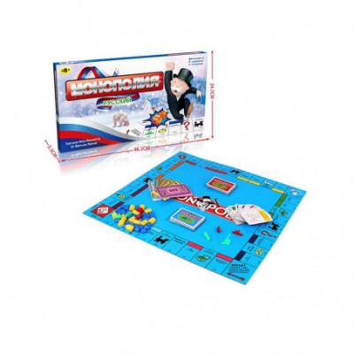 Monopolis / Монополия / Monopoly - rūsų kalba