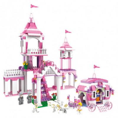 Lego Friends stiliaus konstruktorius - Pylis [analogas]