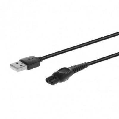 Philips barzdaskučių įkroviklis USB laidas / Standartinė jungtis