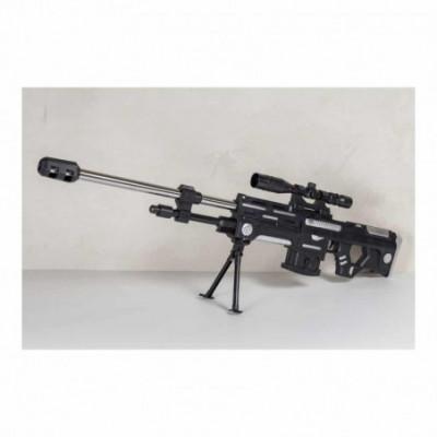 Airsoft Snaiperis AWP - šaudantis 6mm šratukais (Auksinė spalva)