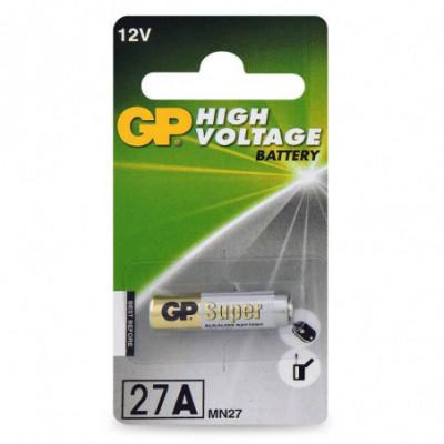 High Voltage GP27A 12V Baterijos