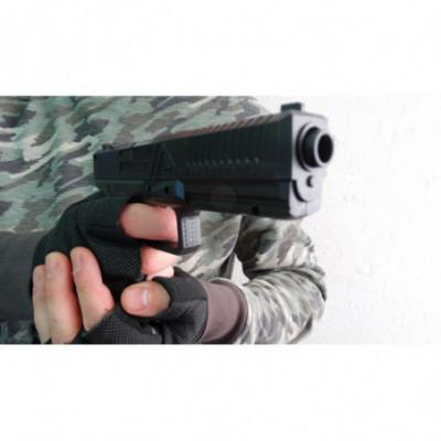 Glock orinukas, pistoletas šaudantis 6mm kulkomis