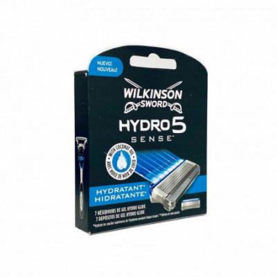 Wilkinson Sword Hydro 5 Sense Hydrate peiliukai 4 vnt. rinkinys