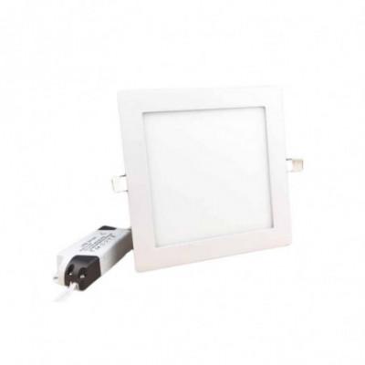 12W LED Šviestuvas / žibintas, 120°, 170x170mm