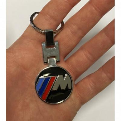 BMW M-edition metalinis raktų pakabukas