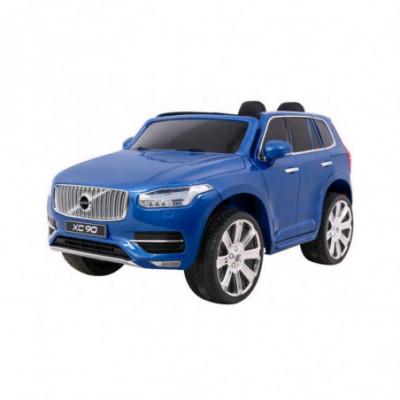 Vaikiškas elektromobilis VOLVO XC90 2.4G Mėlynas
