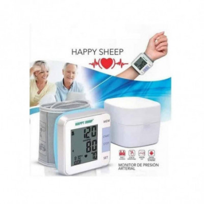 Kompaktiškas Kraujospūdžio matuoklis Happy Sheep DW
