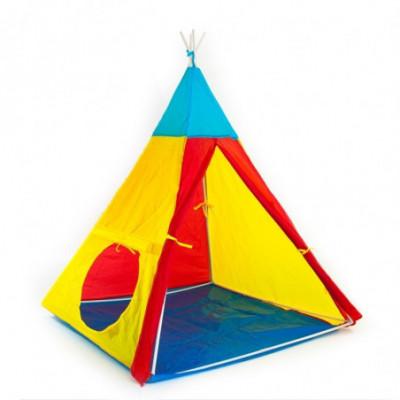 Indėnų stiliaus vaikiška palapinė