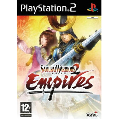 Samurai Warriors 2: Empires PS2 žaidimas