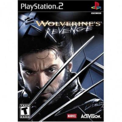 X-Men 2: Wolverine's Revenge PS2 žaidimas