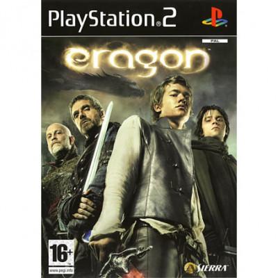 Eragon PS2 žaidimas