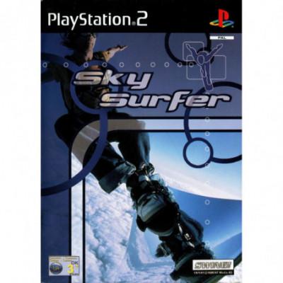 Sky Surfer PS2 žaidimas