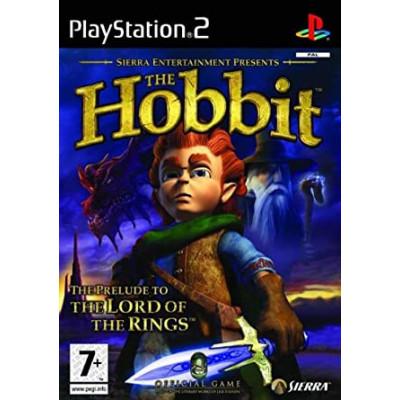 The Hobbit PS2 žaidimas