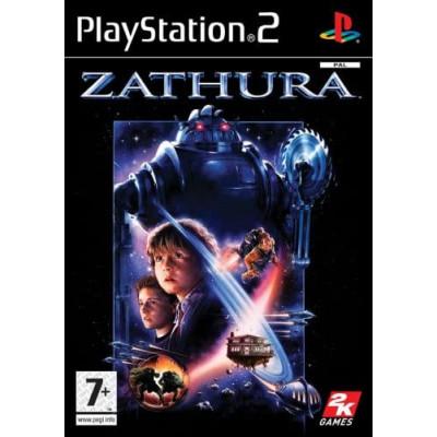 Zathura PS2 žaidimas