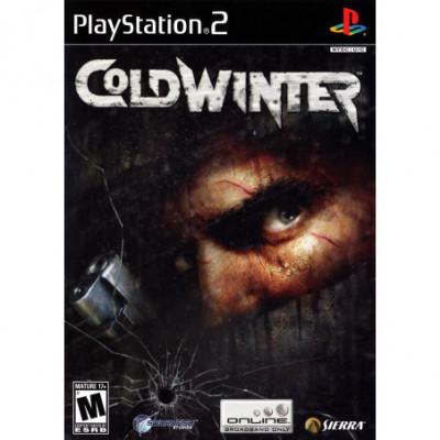 Cold Winter PS2 žaidimas