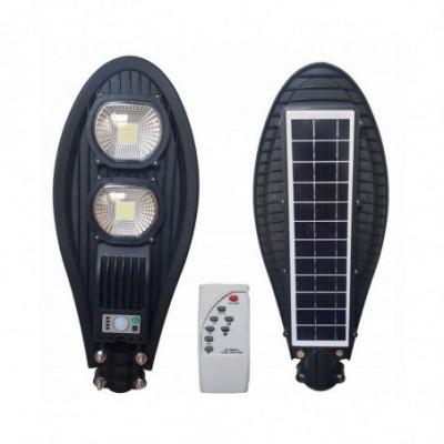 Led gatvės šviestuvas su saulės baterija 50W / 100W / 150W