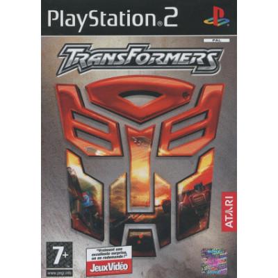 Transformers PS2 žaidimas