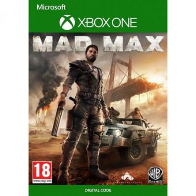 Mad Max Xbox One žaidimas