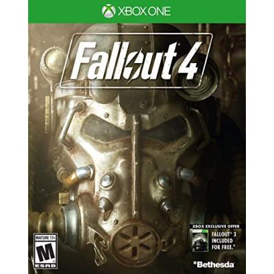 Fallout 4 Xbox One žaidimas