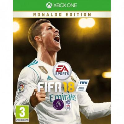 FIFA 18 Ronaldo Edition Xbox One žaidimas