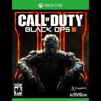 Call of Duty Black Ops III Xbox One žaidimas