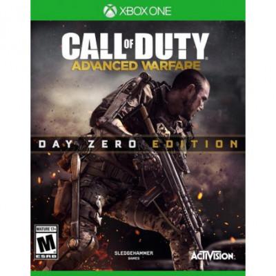 Call of Duty Advanced Warfare Day Zero Edition Xbox One žaidimas