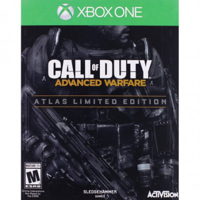 Call of Duty Advanced Warfare Atlas Limited Edition Xbox One žaidimas