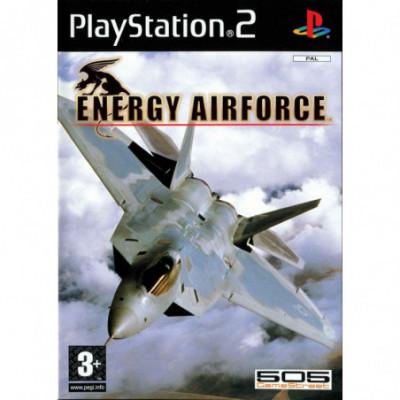 Energy Airforce PS2 žaidimas