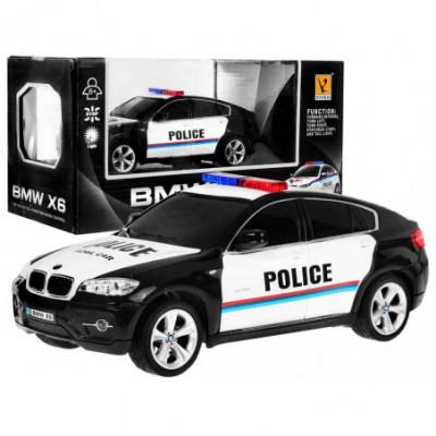 Licencijuotas Bmw X6 policijos automobilis