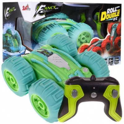 Crazy Crawler R/C - pamišusi mašina!