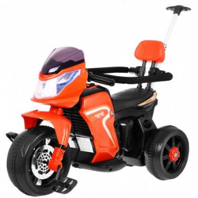 Elektrinis triratis - motociklas vaikams