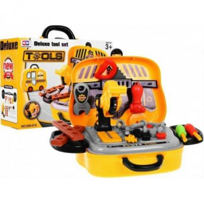 Žaislinis įrankių rinkinys - lagaminėlis