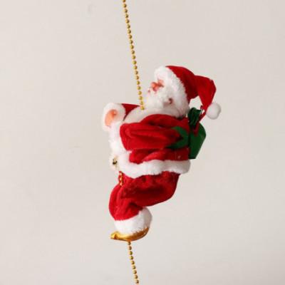 Virve lipantis Kalėdų senis muzikalus