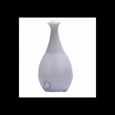 Ultragarsinis oro drėkintuvas ir naktinė lempa 2in1
