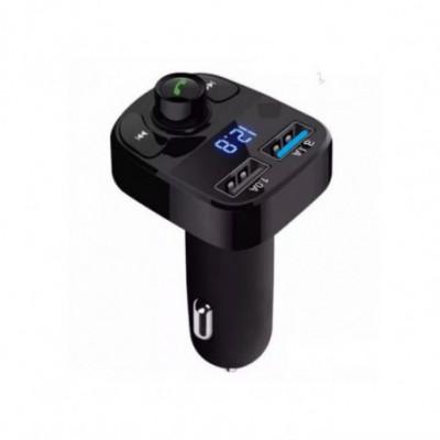 Bluetooth FM radijo bangų moduliatorius 3.1A