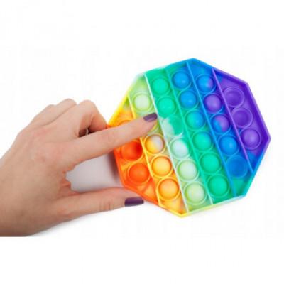 NAUJIENA! Push Pop it Bubble populiarusis silikoninis žaislas
