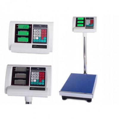 Prekybinės svarstyklės / platforminės / pramoninės 100kg