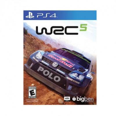 PS4 WRC 5 (G)