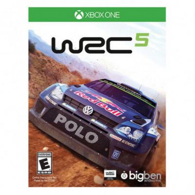 Xbox One WRC 5 (G)