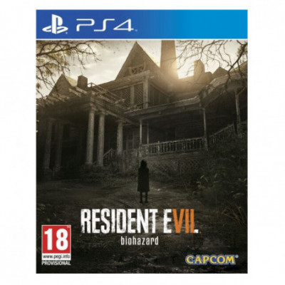 PS4 Resident Evil 7 Biohazard (G)