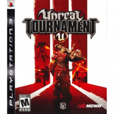 PS3 Unreal Tournament