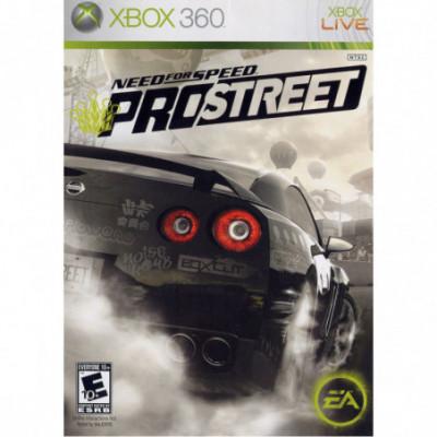 XBOX 360 Need for Speed ProStreet