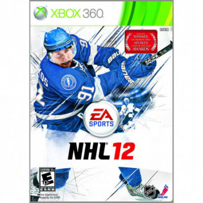 XBOX 360 NHL 12